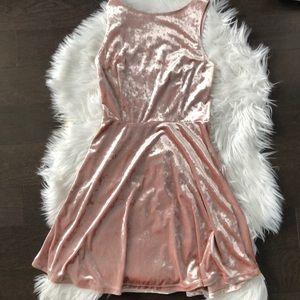 Forever 21 Soft Pink Dress